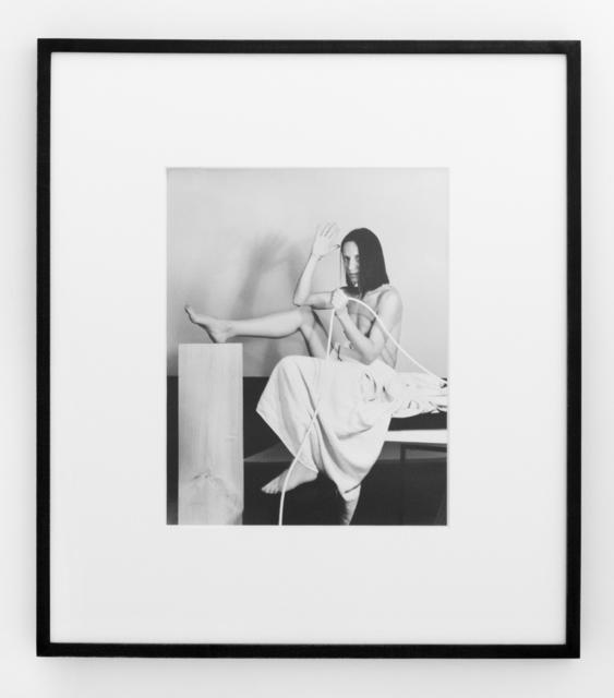 , 'Ana Gaze Study 3,' 2019, Egg Collective