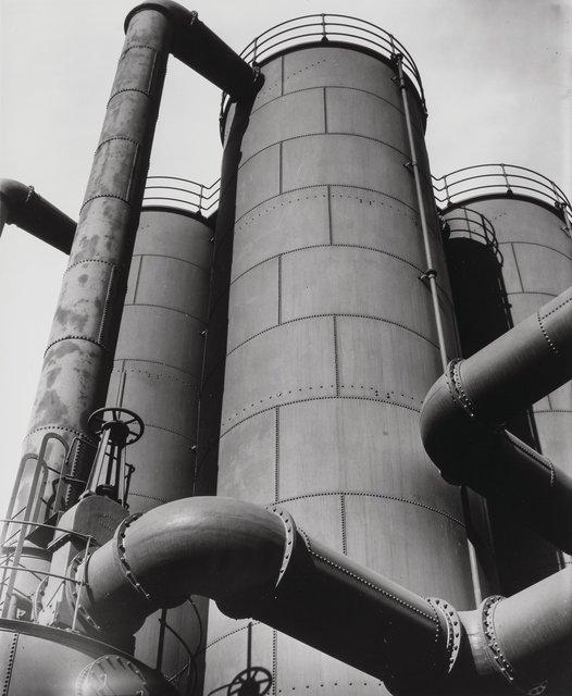 Anton Bruehl, 'Untitled (Industrial scene)', Heritage Auctions