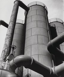 Untitled (Industrial scene)