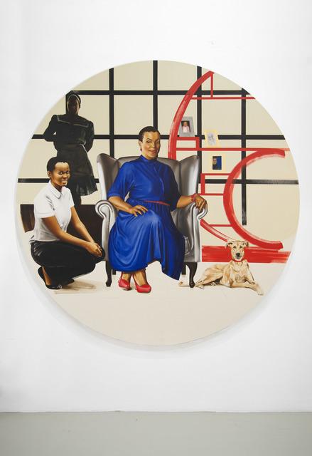 , 'Lerato: Philia II,' 2016, Jack Shainman Gallery