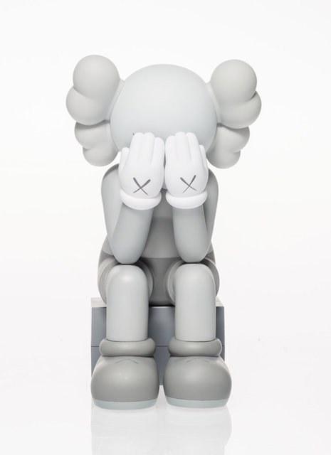 KAWS, 'Passing Through Companion (Grey)', 2013, Other, Painted cast vinyl, Heritage Auctions