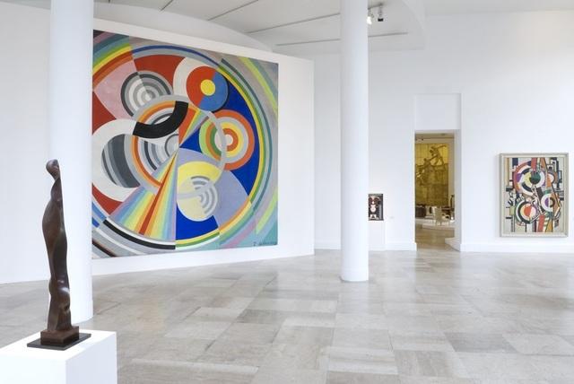 'Salle 2, Permanent Collection at Musée d'Art Moderne de la Ville de Paris', Musée d'Art Moderne de la Ville de Paris