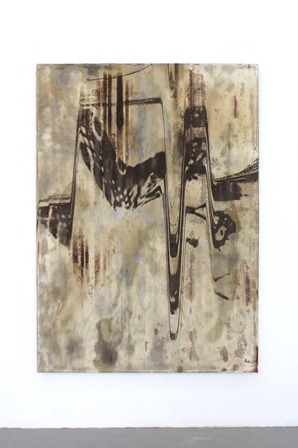 , 'Snake painting #4,' 2014, Richard Taittinger Gallery