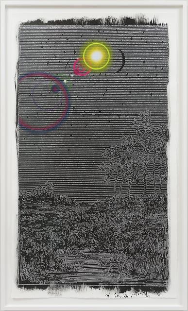 Matthew Weinstein, 'Moons (after Raymond Roussel)', 2017, Carolina Nitsch Contemporary Art