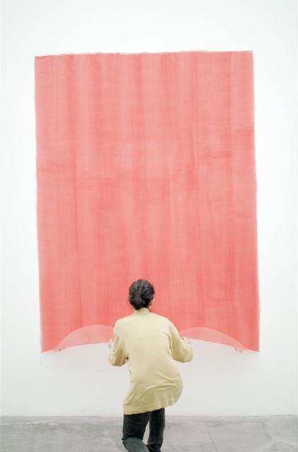 , 'Saliente,' 2016, MCHG - María Casado
