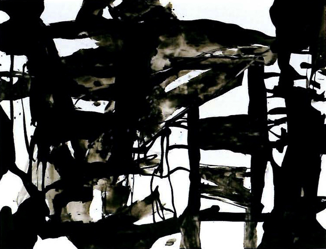 Chu Teh-I, 'Black/White/Ink 0201', 2002, Double Square Gallery