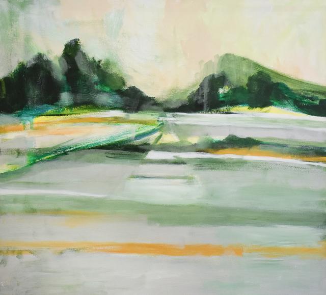 Nancy Rutter, 'Morning Haying', 2018, Carrie Haddad Gallery