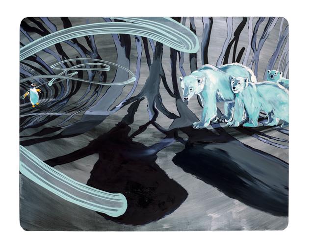 , 'Einsicht - Aussicht,' 2017, Galerie Kovacek & Zetter