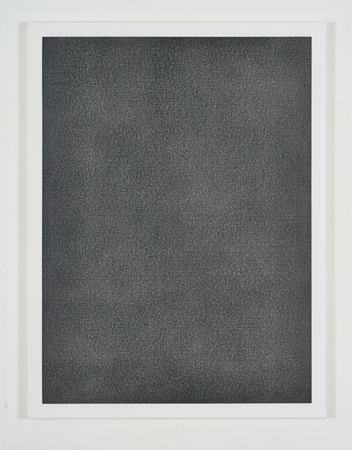 , 'Grey Volume Painting - Always Hurting The  One I Love,' 2016, Wilding Cran Gallery