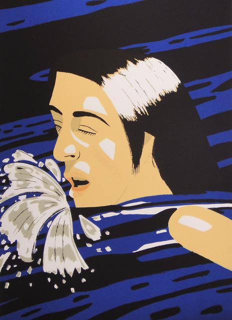 Alex Katz, 'Olympic Swimmer', 1976, Galeria Miguel Nabinho