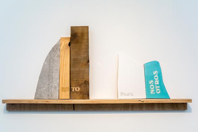 , 'Contruimos Esto para Nosotros,' 2016, Casa Nova Arte e Cultura Contemporanea