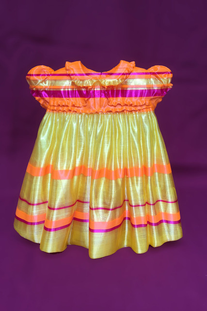 , 'Yellow Striped 50's Baby Dress,' 2015, Spotte Art
