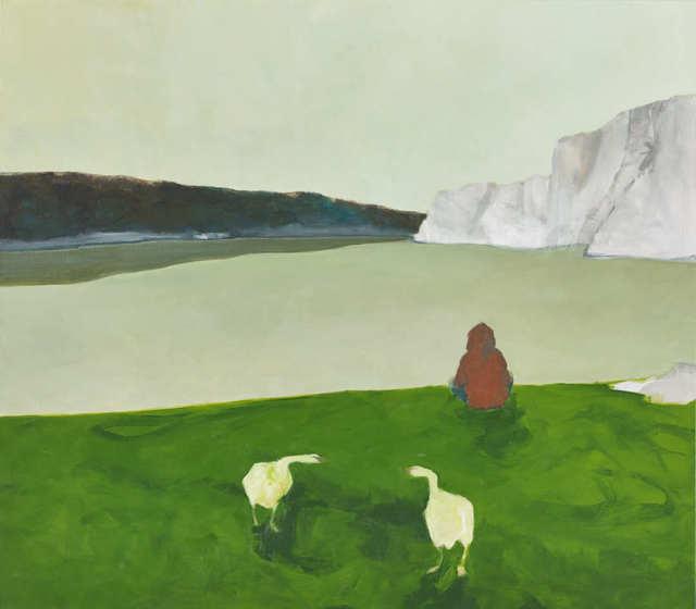 , 'Untitled (Mit dem Traum im Nacken  8),' 2016, OSME Gallery