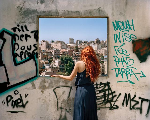 , 'Nour #4, Beirut Lebanon,' 2017, C. Grimaldis Gallery