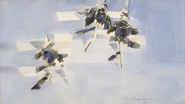 Sergio Romiti, 'Untitled', 1957, Painting, Oil on canvas, Il Ponte