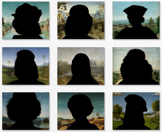 , 'Nozione di paesaggio,' 2015, Arróniz Arte Contemporáneo