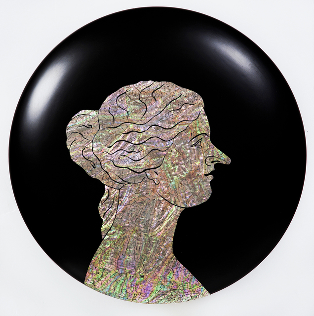 , 'Goddess of the World No. 4,' 2008, Ricco/Maresca Gallery