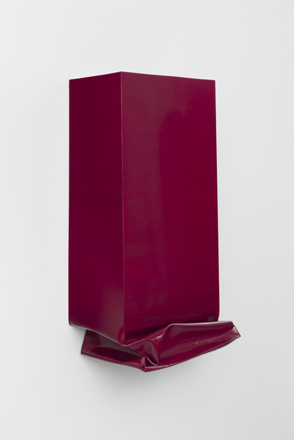 , 'Throw (Magenta),' 2013, Wetterling Gallery