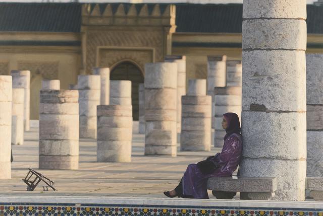 , 'Contemplative Encounter of Absence   -Casablanca, Morocco,' 2014, Gallery Apple (Gallery AKA)