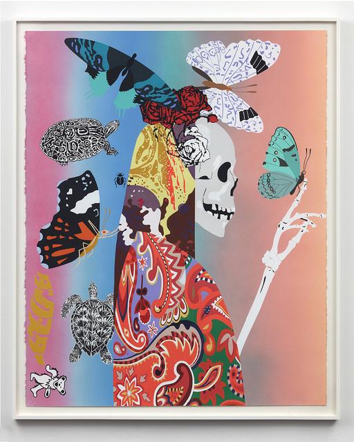 , 'Grateful Dead, April 1969,' 2019, David Kordansky Gallery