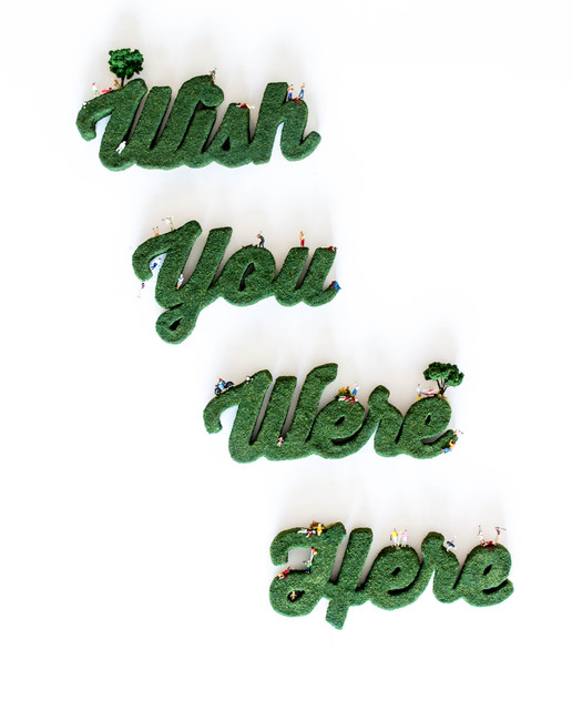 , 'Wish You Were Here,' 2016, Madelyn Jordon Fine Art