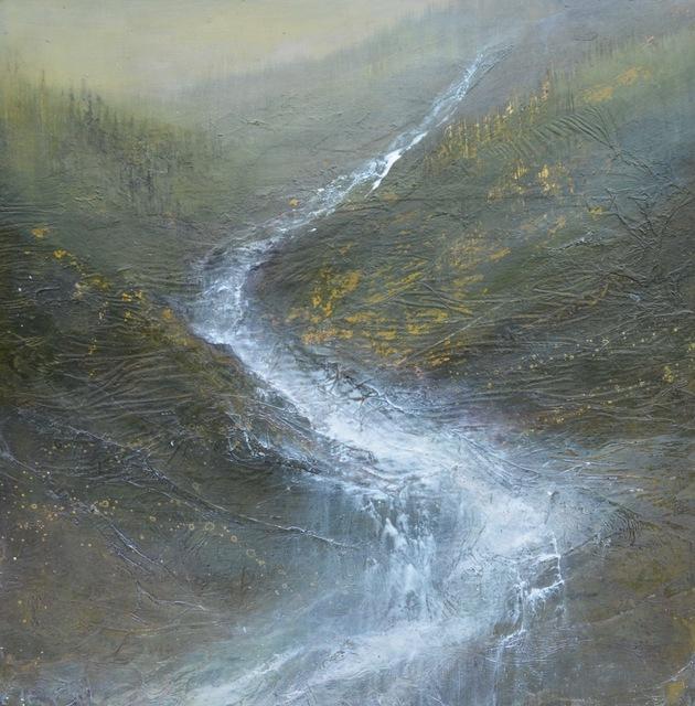 , 'Release,' 2017, WaterWorks Gallery