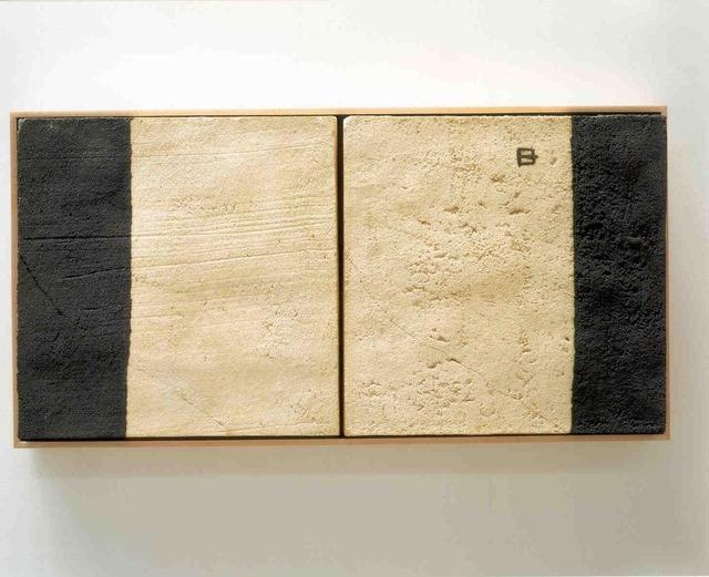, 'Lurra-Mural,' 1985, Tasende Gallery