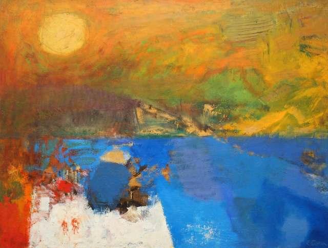 , 'Naples Sun,' ca. 1967, Richard Norton Gallery