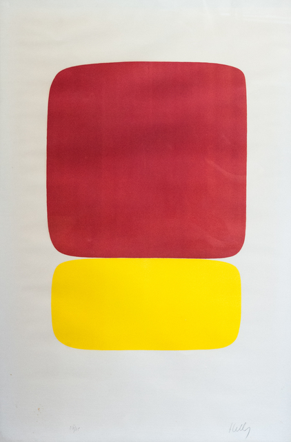Ellsworth Kelly, 'Red over Yellow (A. 1Art9)', 1965, Asian Cultural Council