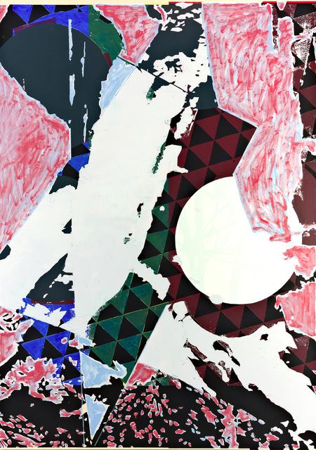 , 'Blue Sky Ever Green,' 2015, Gallery 16