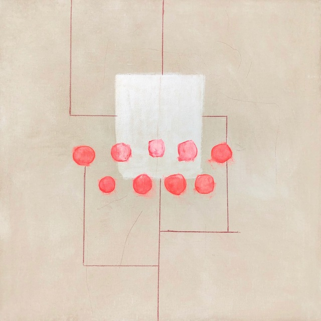 , 'Wax Seal, Red String,' 2019, The George Gallery