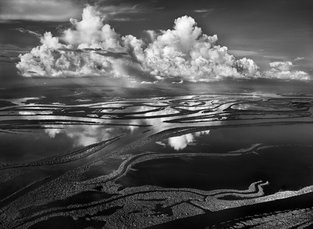, 'The Anavilhanas, The Worlds Largest Inland Archipelago, Amazonas, Brazil,' 2009, Huxley-Parlour