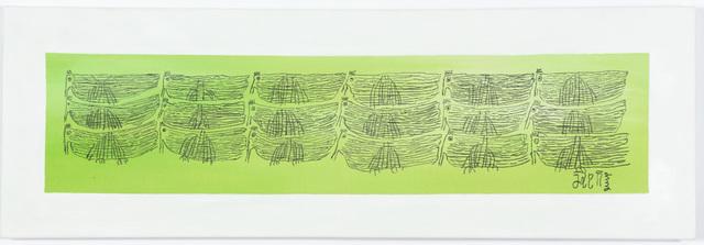 , 'Untitled (18 Pajaros),' 2017, Creativity Explored
