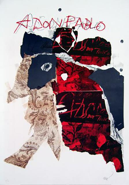 Antoni Clavé, 'A Don Pablo I', 1985, Print, Lithograph, Kunzt Gallery