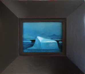 Iceberg Study from Ilulissat, Greenland