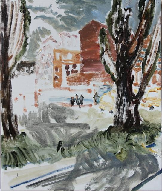 , 'From Valy Street, May 18, 2017,' 2017, Robert Kananaj Gallery