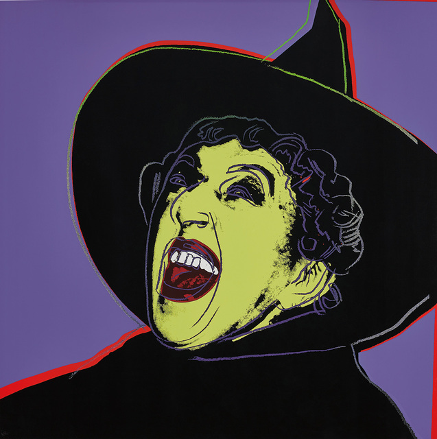 Andy Warhol, 'The Witch, from Myths', 1981, Phillips