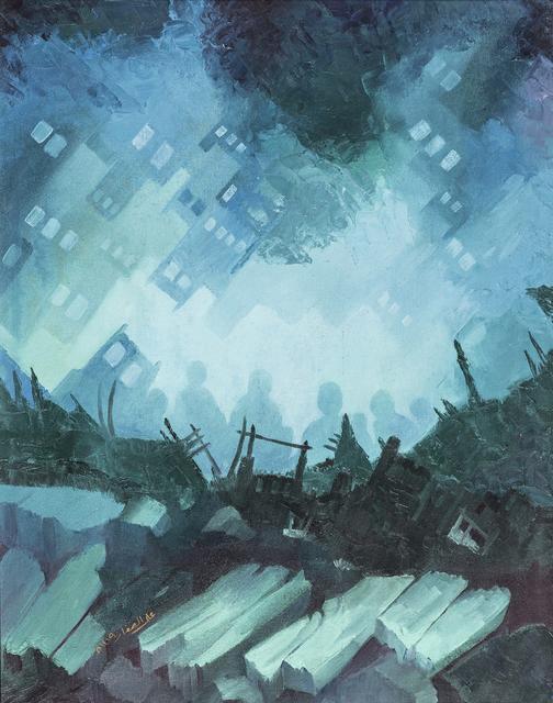 , 'Exodus 2,' 1998, Hafez Gallery