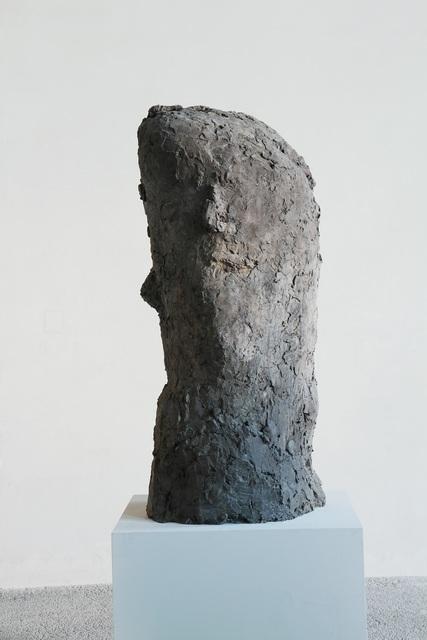 Hans Josephsohn, 'Untitled - Half figure', 2014, Galerie Laurent Godin
