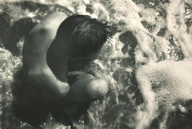 Wolfgang Tillmans, 'Alex in Surge', 1995, ClampArt