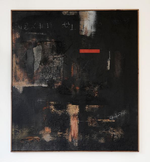 , 'Red Line,' 2017, Gallery Elena Shchukina
