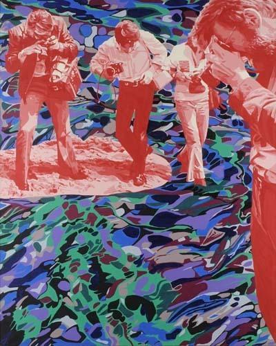 """, 'Bouge (De la série """"Questions""""),' 1976, Jeanne Bucher Jaeger"""