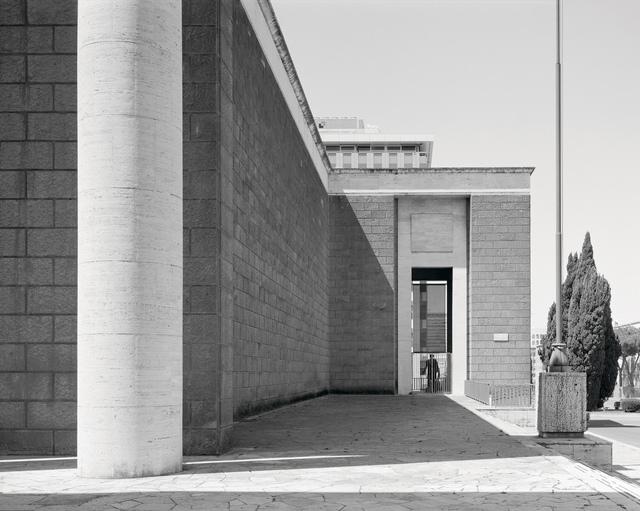 , 'EUR (Piazza Giovanni Agnelli 1),' 2014, Galerie Jordanow