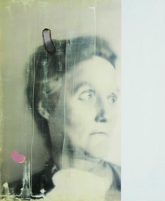 , 'Phobic Woman,' 2016, Linda Hodges Gallery