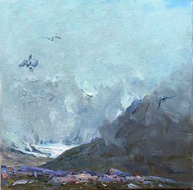 , 'Rogbuk Glacier-The Foothill of MT. Everest,' , Trailside Galleries