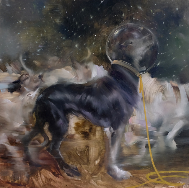 Sarah McRae Morton, 'Laika in the Stars', Dowling Walsh