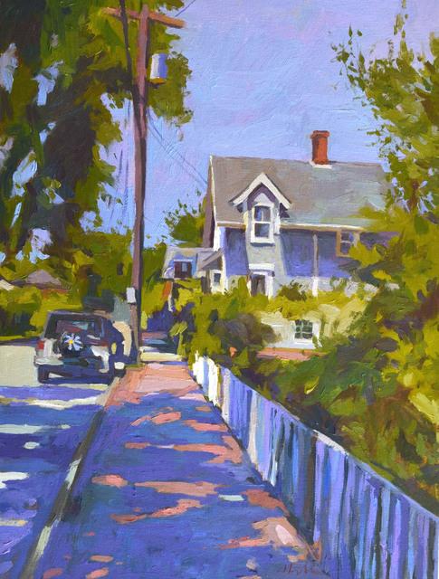 Robert Abele, 'Morning Shadows Nantucket', 2019, Addison Art Gallery