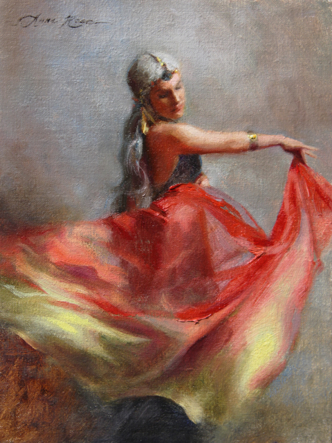 , 'Dancing Gypsy,' 2015, Abend Gallery