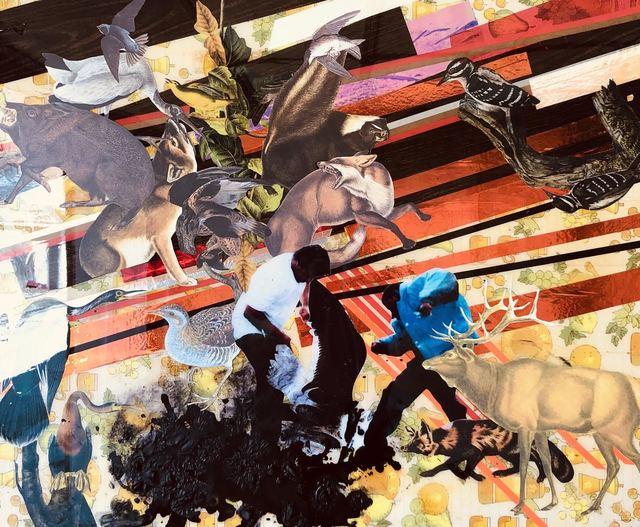 , 'Fantasy, It Gets The Best Of Me,' 2019, Lesley Heller Gallery