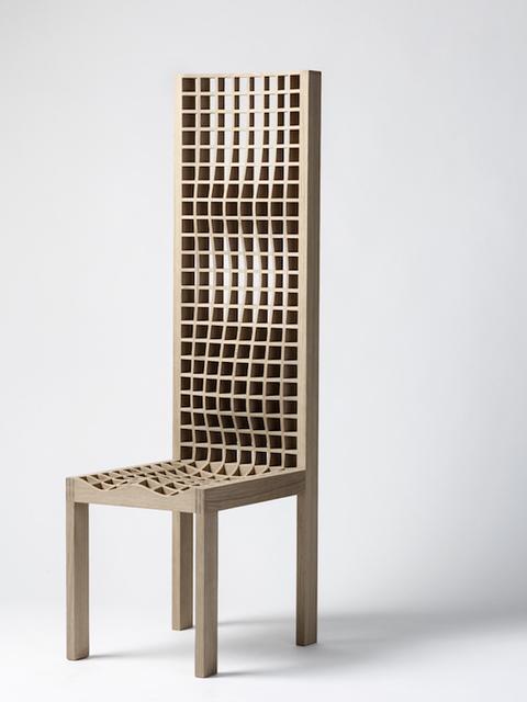 , 'HIGH GRID,' 2017, Galerie Maria Wettergren